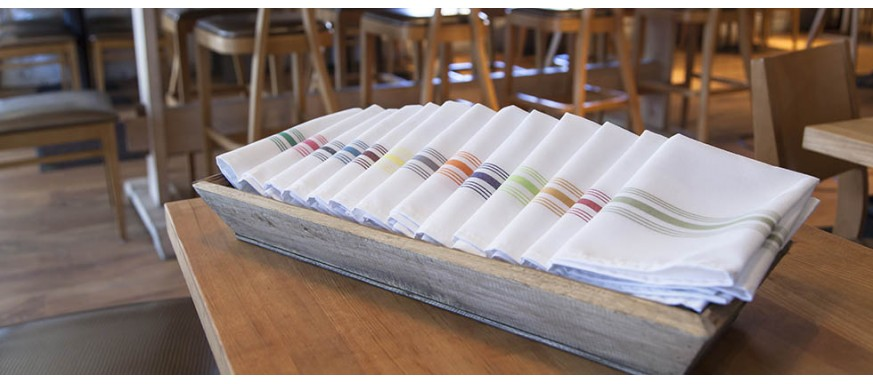 Wholesale Bistro Napkins in Bulk