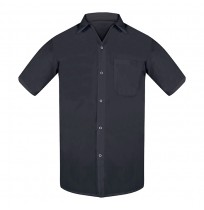 Cook Shirts, Black, w/Pocket