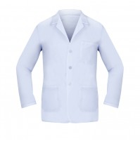 Waiter Coat | Counter Coat, White