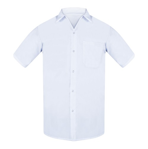 Cook Shirts, 100% Spun Poly, w/Pocket