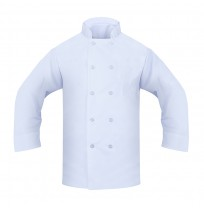 Chef Coat - 65/35, Pearl Buttons