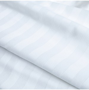 Marbella Duvet Cover w/Tone on Tone Stripes