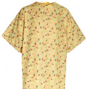 Patient Gowns, 100% Polyester, ADI