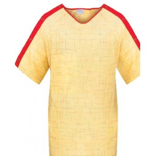 Fall Prevention Patient Gowns, American Dawn