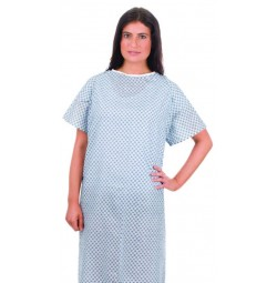 Patient Gowns, Heavenly Star Print, by American Dawn