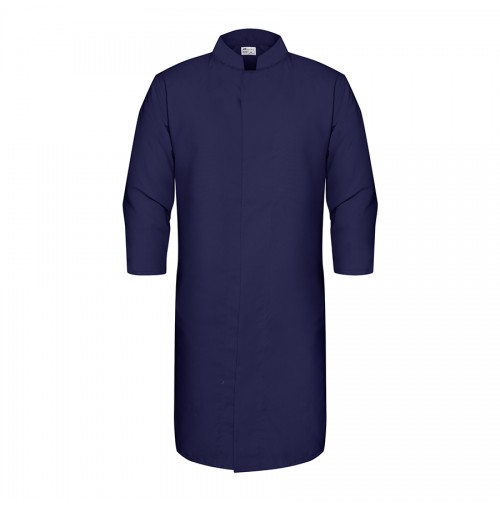 HACCP Lab Coat, Navy Blue