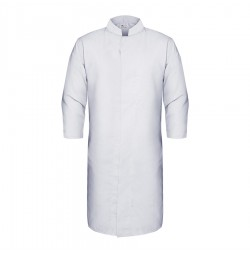 HACCP Lab Coat, White