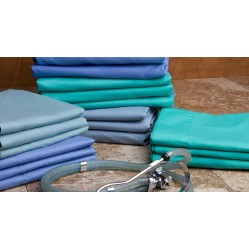Operating Room Sheets, Misty Green