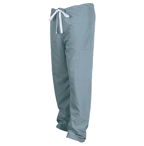 Cargo Scrub Pants, Misty Green