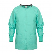 T180 Warmup Jacket, Jade Green