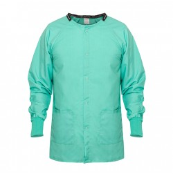 T180 Scrub Warmup Jacket, Jade Green