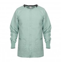 T180 Scrub Warmup Jacket, Misty Green