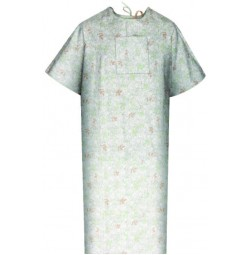 Patient IV Gowns Muhly Earth Print