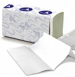 White Multifold Paper Towels