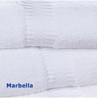 White Pool Towels by American Dawn