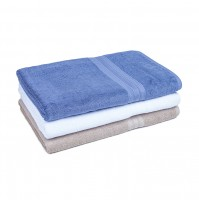 Home Lux 2-Piece Bath Sheet Set