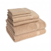 Emerald Towel Collection, Beige