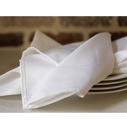 Diamond Weave Cotton Napkins