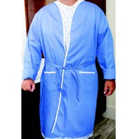 Ceil Blue Patient Robe by BLC Textiles