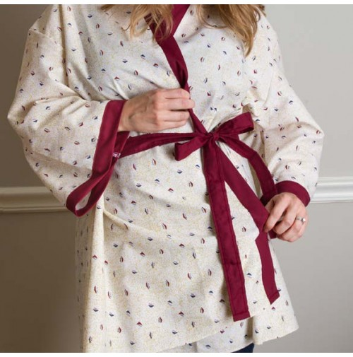 Mammography Robe by BLC Textiles