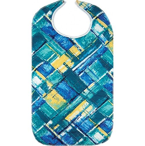 Picasso Adult Bib with Barrier