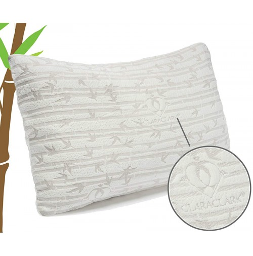 Clara Clark® Bamboo Pillow