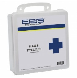First Aid Kit, Class B Bulk Contents Plastic Box