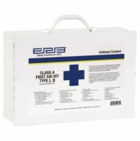 First Aid Kit, Class A Unitized Contents Metal Box