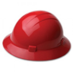 AMERICANA® Full Brim Slide Lock Cap Safety Helmet