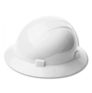 AMERICANA® Full Brim Mega Ratchet Cap Safety Helmet