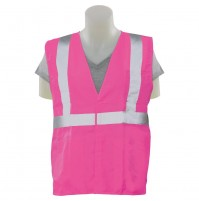 S725 Women's Break-Away (Non ANSI) Pink Vest