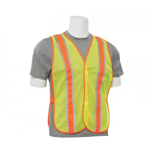 S903 Non ANSI Economy Long Safety Vest