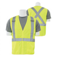 S101X X-Back Break-Away Safety Vest (Class 2)