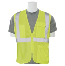 S169 Surveyor Multi-Pocket Safety Vest (Class 2)
