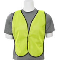 S19 Non ANSI Tight Weave Safety Vest