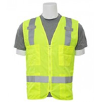 S414 Surveyor Multi-Pocket Safety Vest (Class 2)