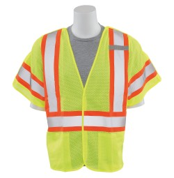 S622 5-Point Break-Away Safety Vest (Class 3)