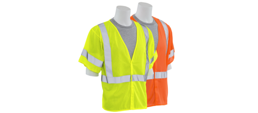 ANSI Class 3 High Visibility Safety Vests