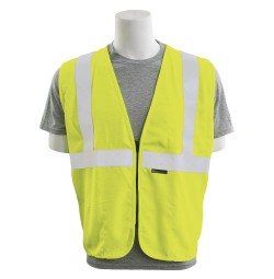 IFR150Z Class 2 Inherently Flame Resistant Zippered Safety Vest
