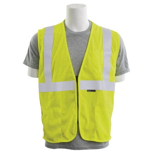 IFR152Z Flame Resistant Mesh Safety Vest (Class 2)