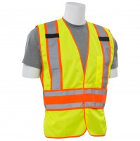 S156 Expandable Fit Safety Vest (Class 2)