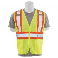 S381 D-Ring Safety Vest (Class 2)