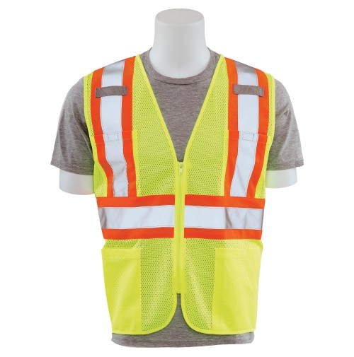 S381DR D-Ring Safety Vest (Class 2)