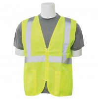S388Z Oxford Zippered Safety Vest (Class 2)