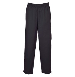 C15 Classic Chef Pants, Black