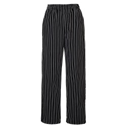 C15 Classic Chef Pants, Chalk Stripe