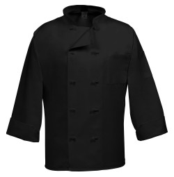 Fame C10F French Knot Chef Coat