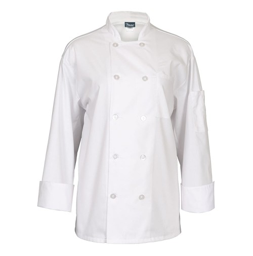 Fame® C11 Mesh Back Chef Coat