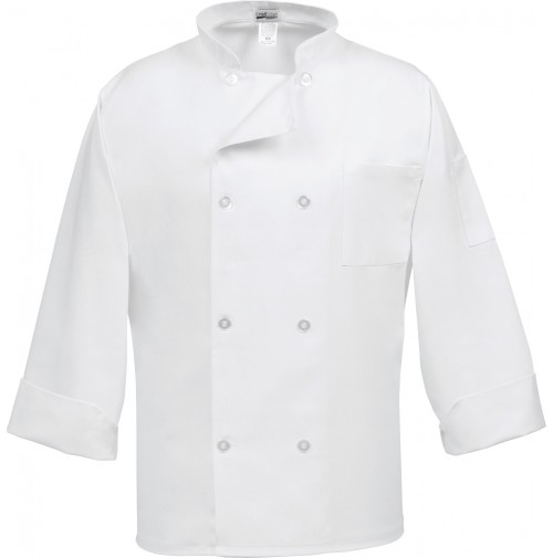 8 Button Classic Chef Coat, Fame C8P
