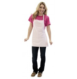 Fame F10 Bib Apron w/Adjustable Neck, 3 Pocket